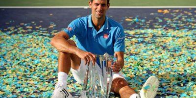 Su marca actual en Grand Slam es de 201 juegos ganados y 34 perdidos. Foto:Getty Images
