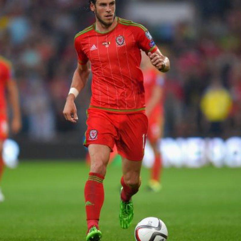 Gales busca su clasificación a la Eurocopa de 2016 y casi lo logró tras vencer a Chipre. Foto:Getty Images