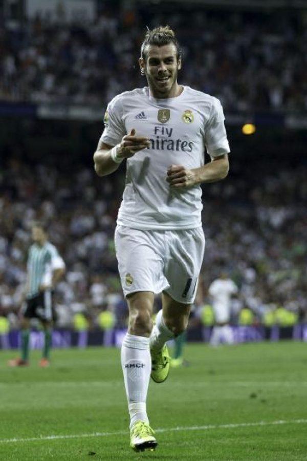 Con el cuadro madrileño ha jugado 94 partidos en los que ha marcado 41 goles. Foto:Getty Images