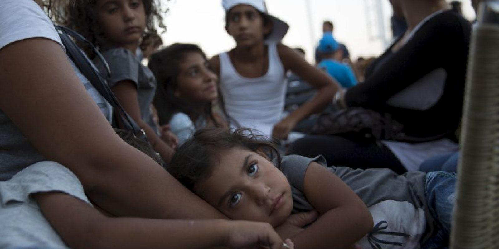 ¿Qué sucede en Europa con la ola de migración que viven actualmente? Foto:Getty Images