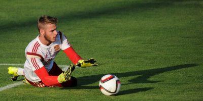 Por lo que continuará como arquero del Manchester United Foto:Getty Images