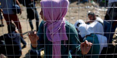 """Italia es actualmente la """"puerta de Europa"""". Más de 50 mil refugiados han llegado a las costas italianas en los seis meses. La UE entregó 560 millones de euros a Italia para solventar los gastos de los migrantes, aunque el gobierno romano acusó al resto de los países europeos de """"cerrar los ojos ante la crisis"""". Foto:Getty Images"""