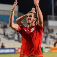 Fue el propio Bale el encargado de marcar el único gol del partido de este 3 de septiembre. Foto:Getty Images