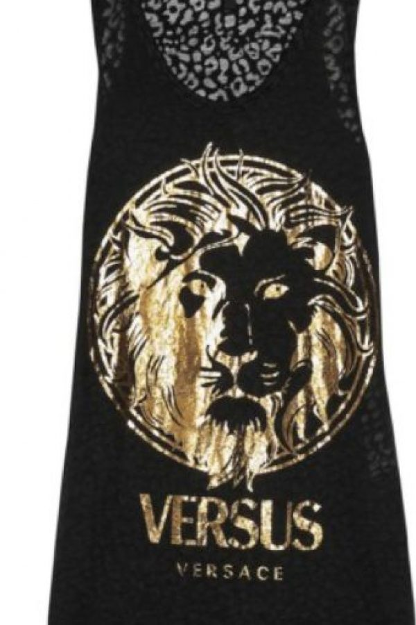 ¿Se acuerdan de lo que hacía Versace? Foto:vía Versace