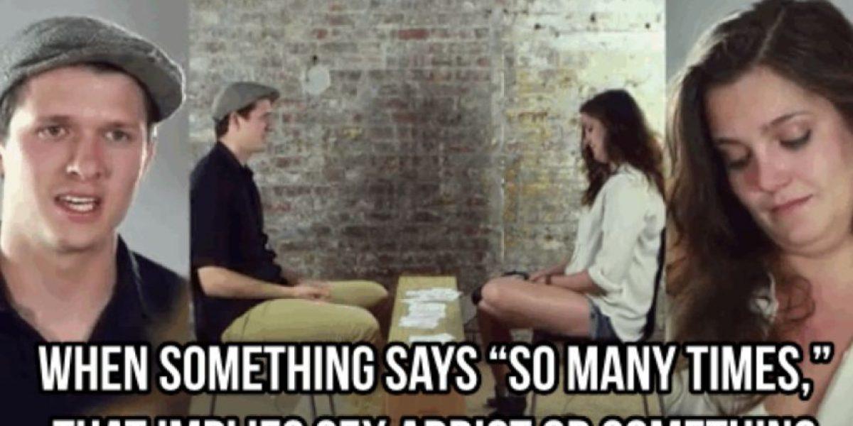 Video: Esto pasa cuando una pareja de exnovios se encuentra cara a cara