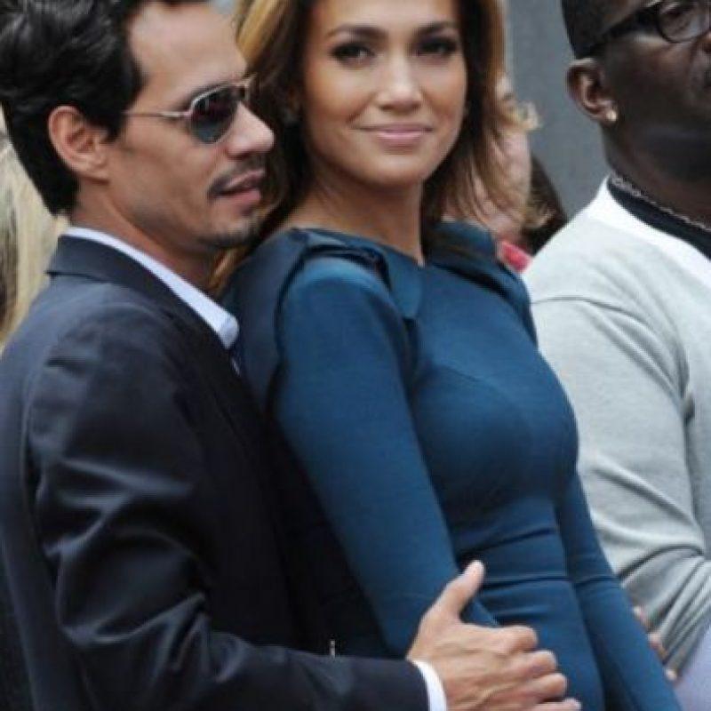 JLo y Marc Anthony parecían la pareja latina perfecta hasta que no se soportaron y se divorciaron. Foto:vía Getty Images