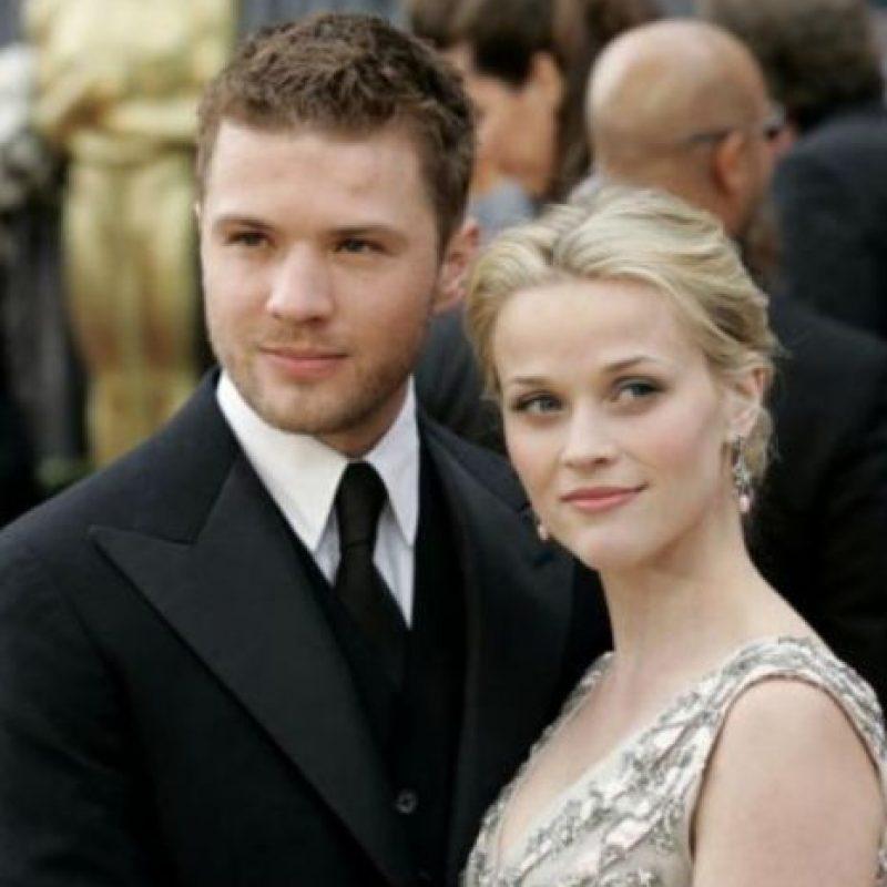 Ryan Phillippe y Reese Whiterspoon eran perfectos con hijos perfectos y ella ganó el Oscar y todo acabó. Foto:vía Getty Images