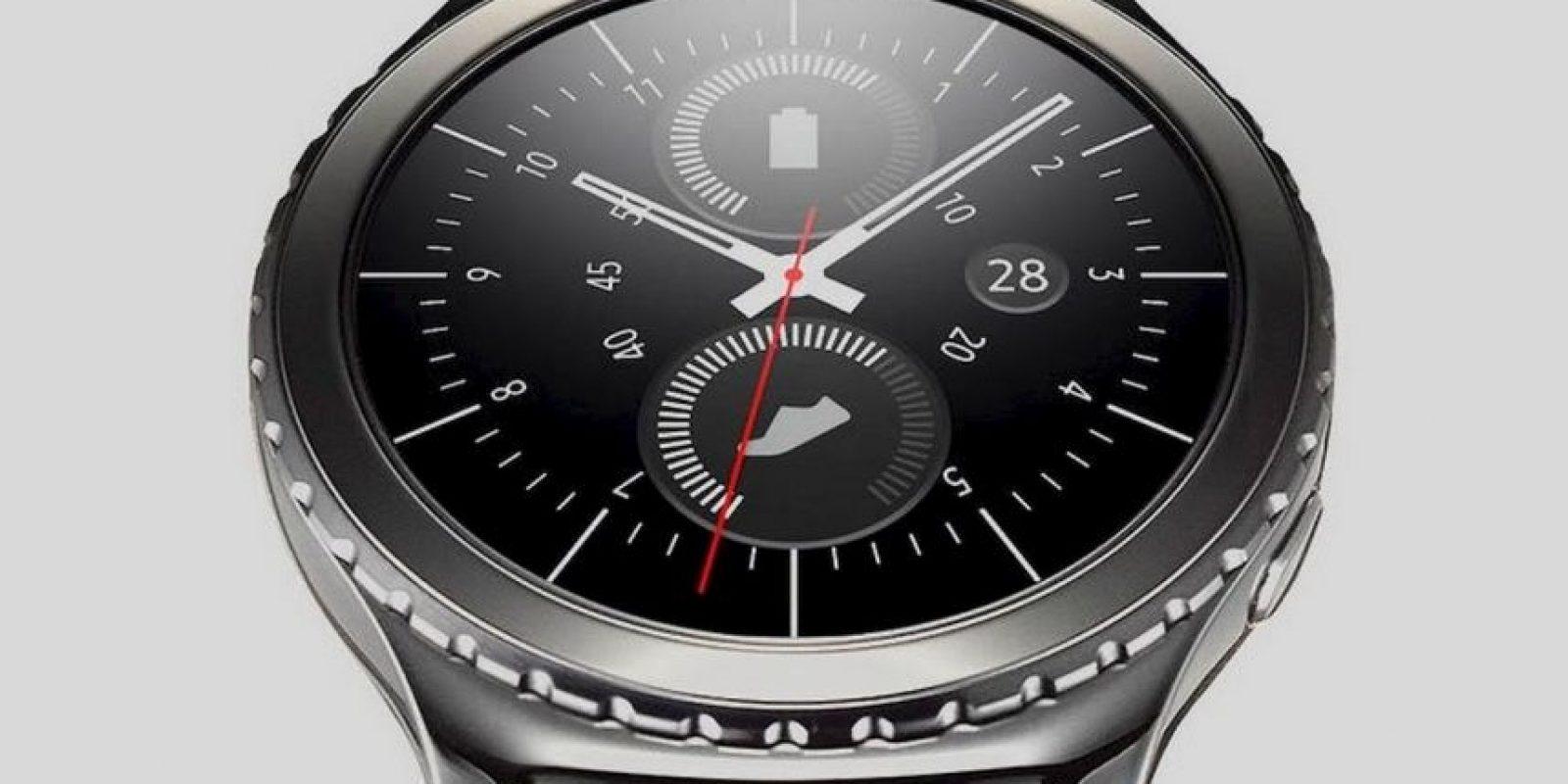 Tres modelos a elegir: Gear S2, S2 Clásico y S2 3G Foto:Samsung