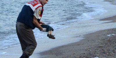 Lucha por sobrevivir: 24 fotos estremecedoras de refugiados e inmigrantes