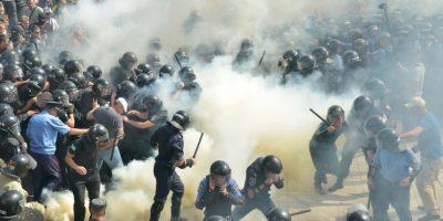 Conflicto entre Rusia y Ucrania. Foto:AFP