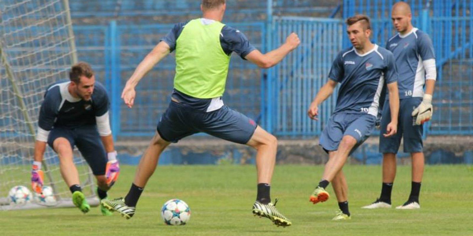 Su mayor rivalidad es contra el Sparta Praga, el club más conocido del país checo. Foto:Vía facebook.com/fcbanik.cz