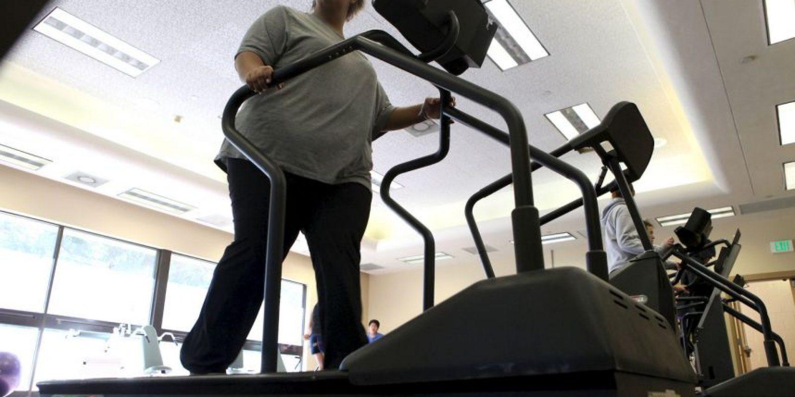 """Al respecto mencionó: """"Yo obtuve grasa, pero después ella nunca se fue"""". Por ello, además de su operación del corazón, decidió someterse a una dieta rigurosa y a una rutina de gimnasio 3 veces por semana. Foto:Getty Images"""
