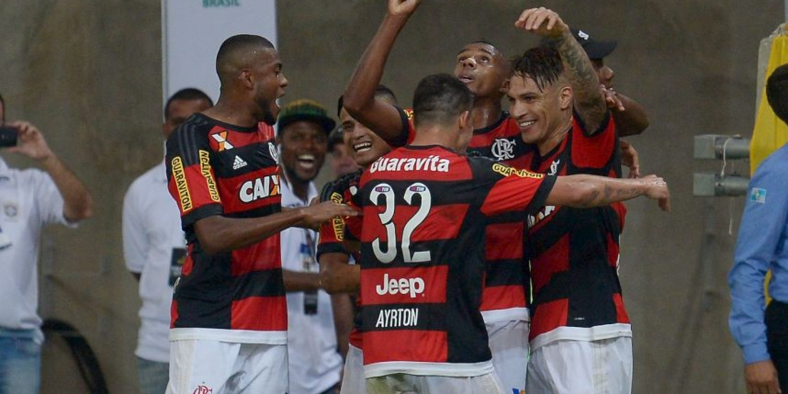 8. Brasileirao Foto: Getty Images