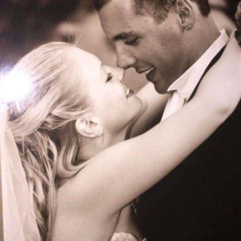 En 2003 se casó con Mark Wilkerson, vocalista y guitarrista de la banda de rock alternativo, Course Of Nature. Foto:vía instagram.com/melissajoanhart