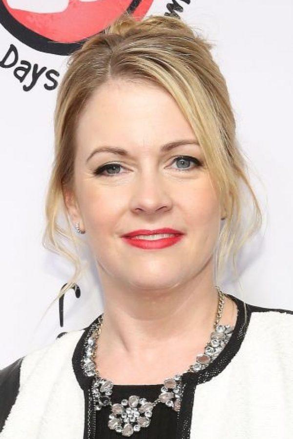 """Ahora la acrtriz tiene 39 años y es más reconocida por su papel en la serie """"Sabrina, la Bruja Adolescente"""". Foto:Getty Images"""