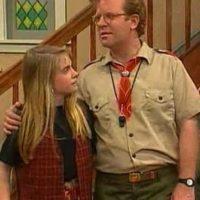 "El actor interpretó a ""Marshall Darling"", el padre de ""Clarissa"". Foto:vía instagram.com"