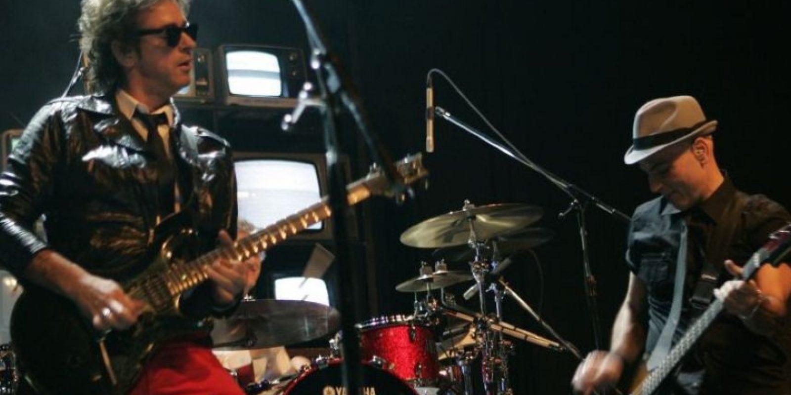 """Su canción """"De música ligera"""" ha sido considerada la segunda mejor del rock hispanoamericano Foto:AP"""