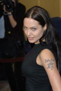En 1995, participó en una sesión fotográfica con la artista Kate Garner. Foto:Getty Images