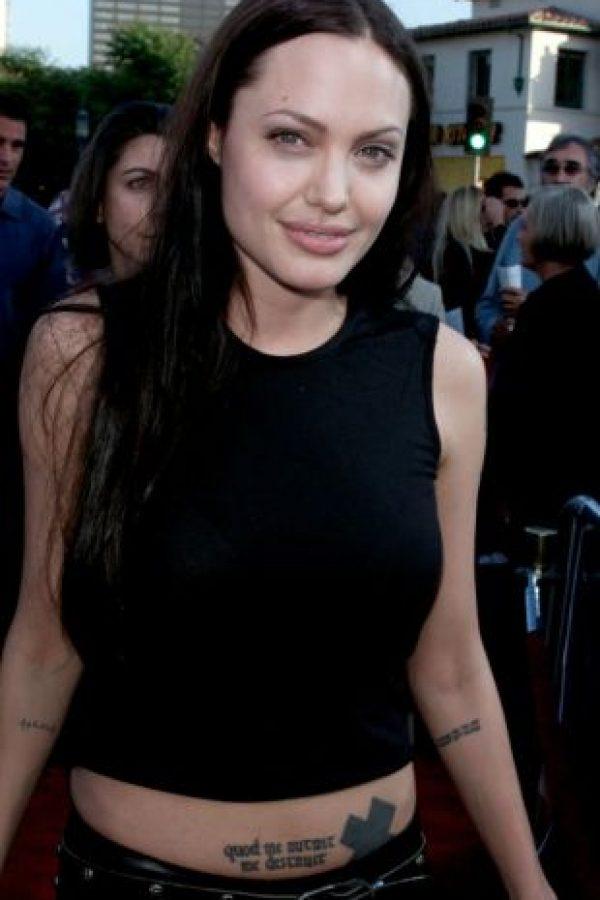 A los 16 años ya era reconocida como modelo. Foto:Getty Images
