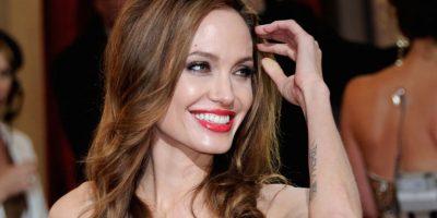 La dramática escena de Angelina Jolie cuando era una estudiante