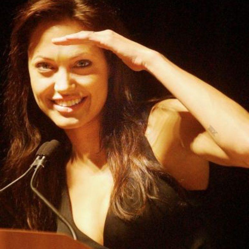 """En el año 2000 ganó un Oscar como """"Mejor Actriz"""" por la película """"Inocencia Interrumpida"""". Foto:Getty Images"""