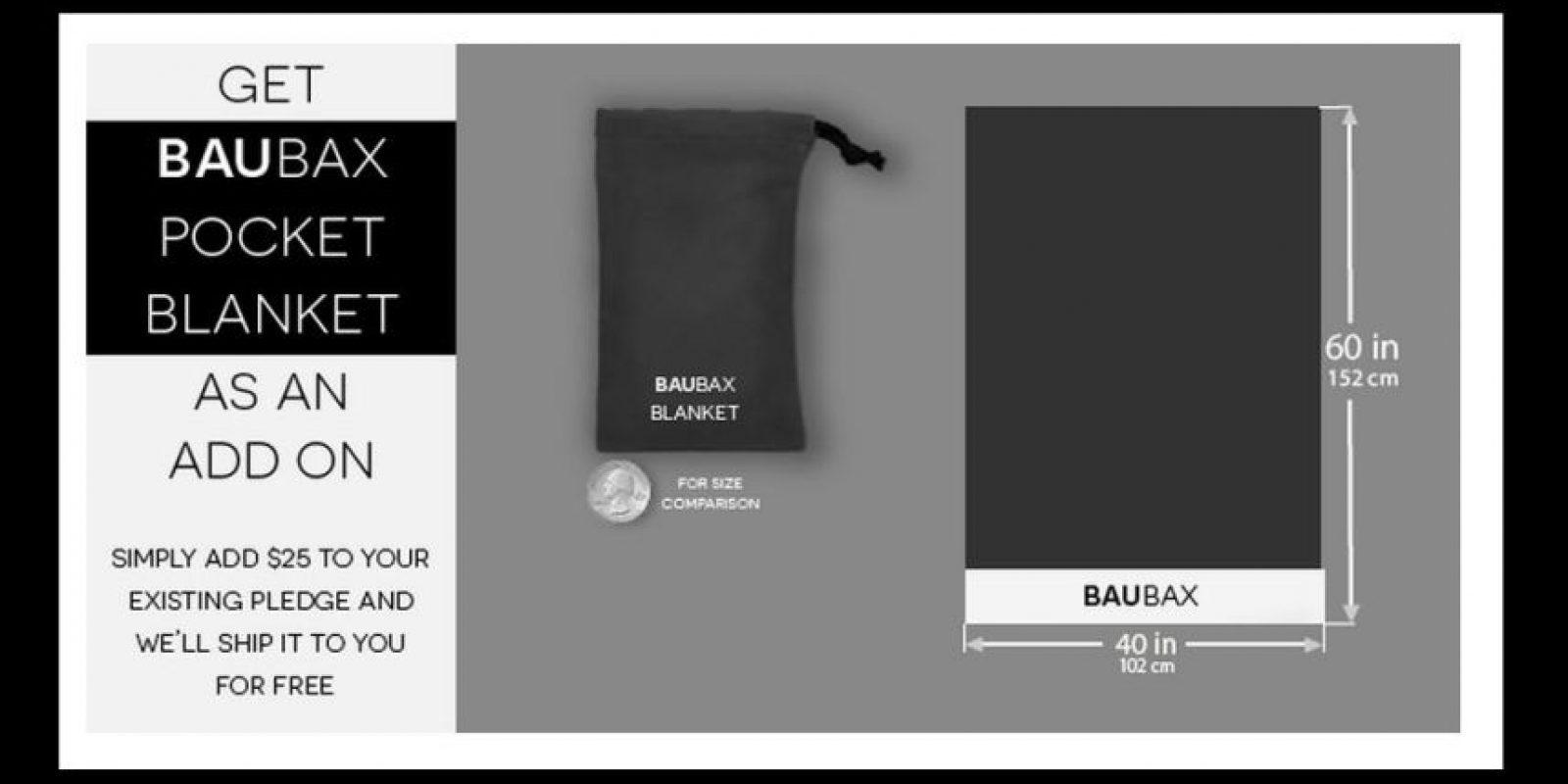 Y bolsa externa con correa Foto:BAUBAX LLC