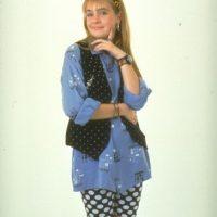 Una adolescente optimista, sarcástica, ingeniosa, inteligente y realista. Foto:Nickelodeon