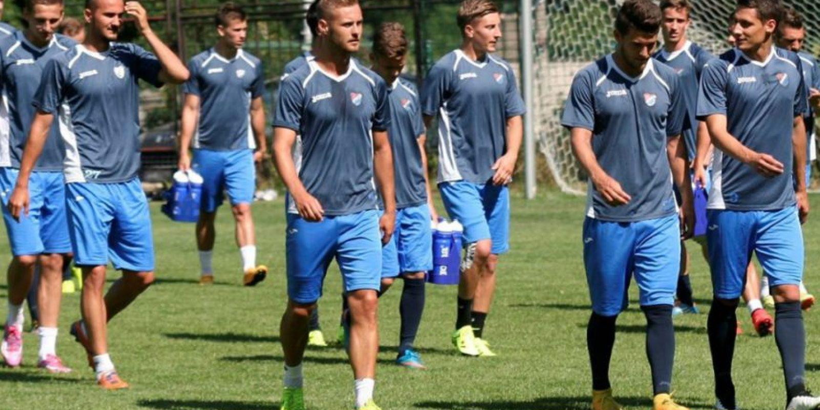 Foto:Vía facebook.com/fcbanik.cz