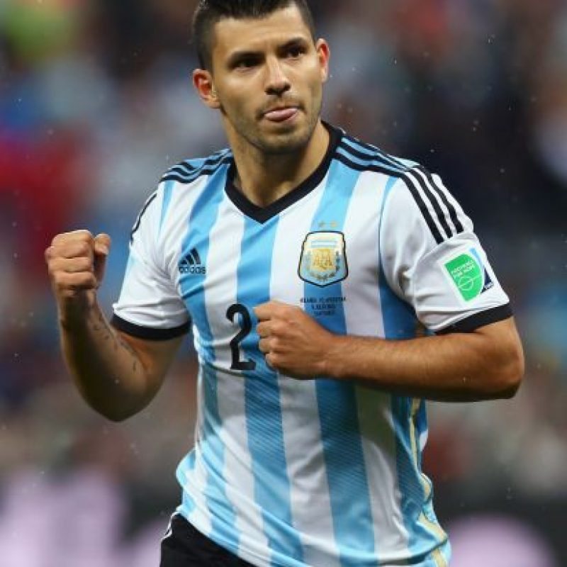 Y fue subcampeón del mundo con Argentina tras perder la final de Brasil 2014 frente a Alemania. Foto:Getty Images
