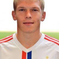 Artjoms Rudnevs fue el futbolista atacado por su esposa. Foto:Getty Images