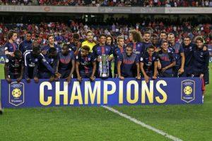 El promedio de edad del fútbol galo es de 25.3 años Foto:Getty Images
