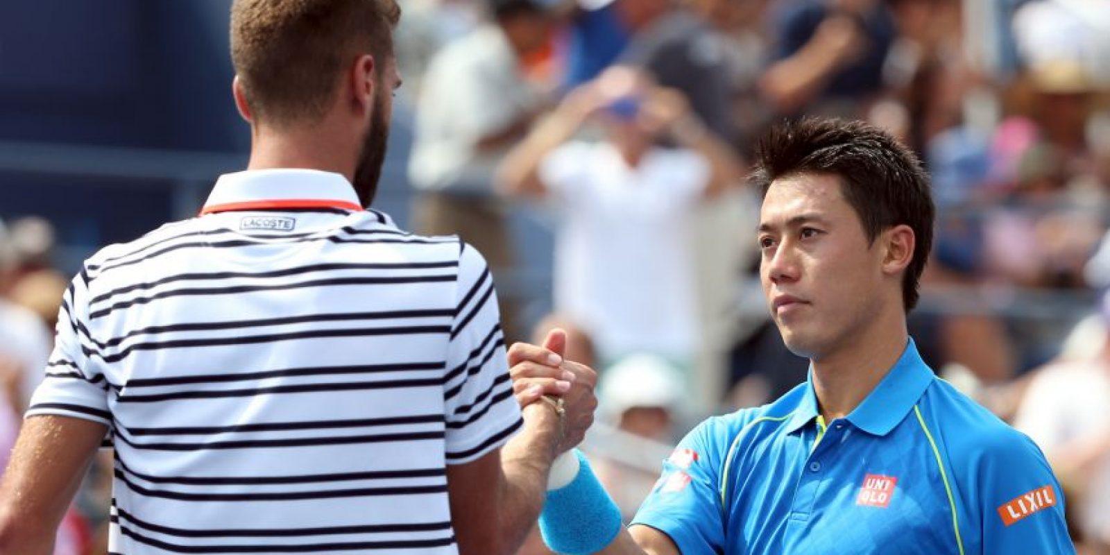 El finalista de la edición 2014 del US Open fue eliminado por el francés Benoit Paire (41) en la primera ronda. Foto:Getty Images