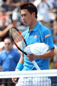 Kei Nishikori (4 del ranking) Foto:Getty Images