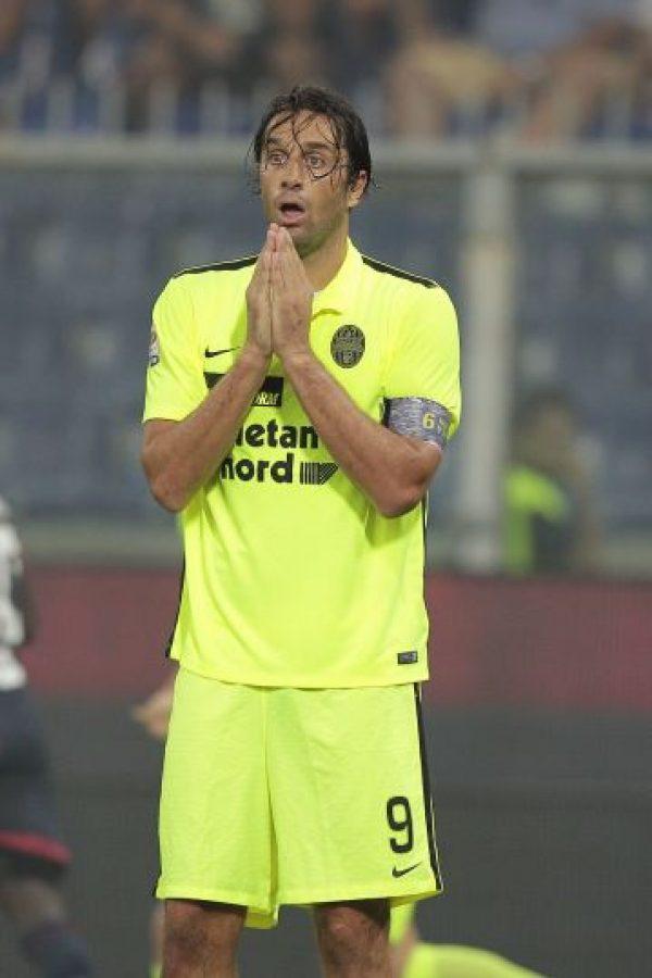 4. La Serie A cuenta con un promedio de 26.3 años Foto:Getty Images