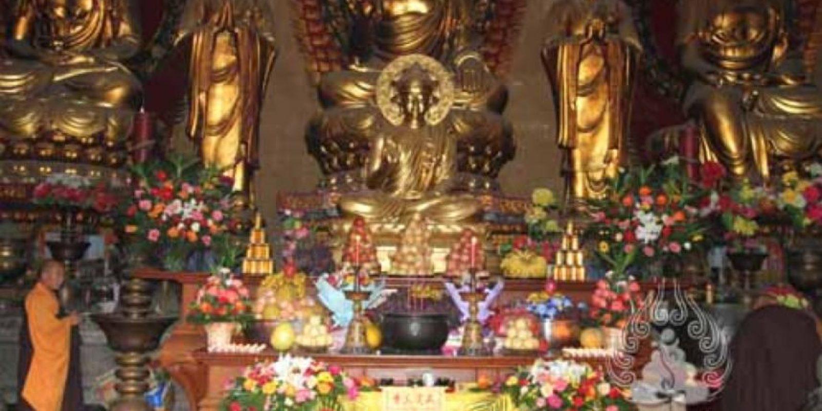 El monasterio fue inscrito como Patrimonio de la Humanidad el 31 de julio de 2010 Foto:Vía shaolin.org.cn