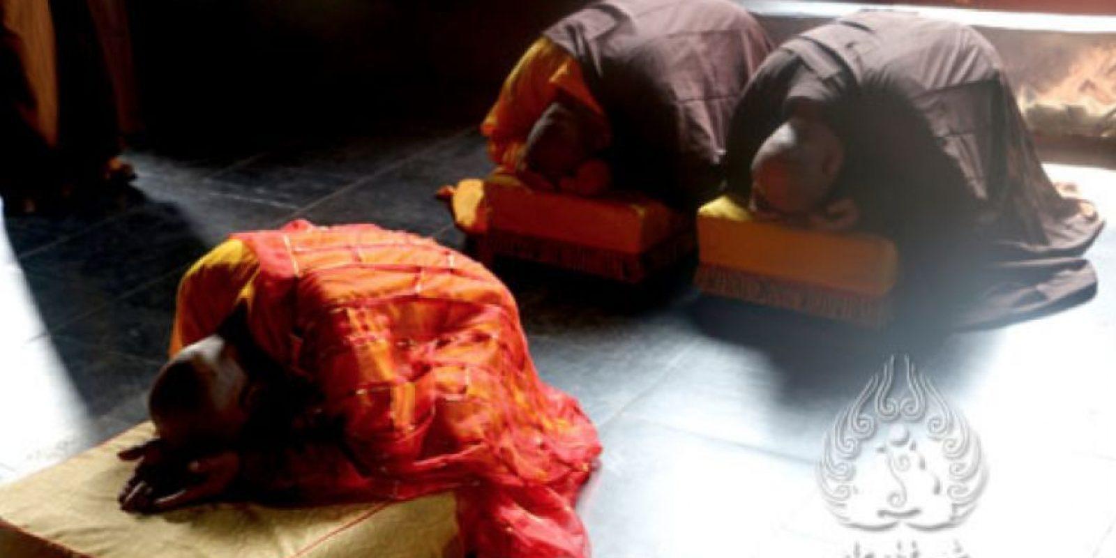 Famoso por su relación con las artes marciales de China. Foto:Vía shaolin.org.cn