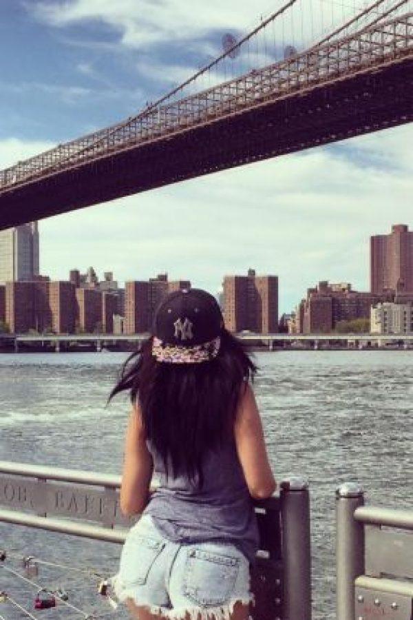 Miren las mejores imágenes de las redes sociales de Jimena Sánchez: Foto:Via instagram.com/jimenasanchezmx