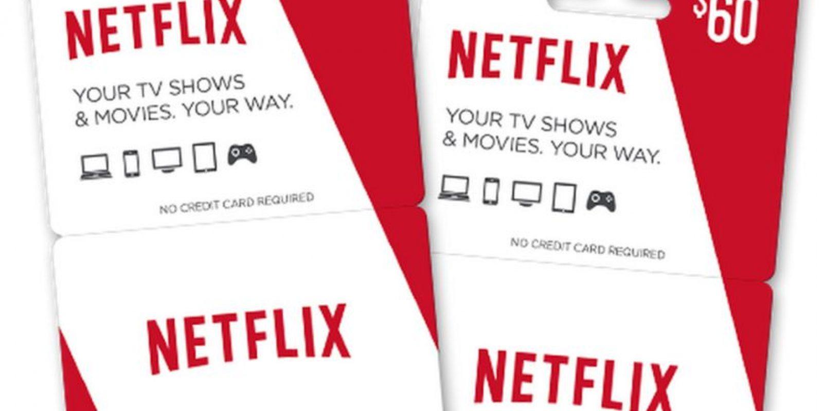 """Aunque no lo crean, Netflix tiene su propia película oficial y se llama """"Example Movie"""", la cual está disponible en el catálogo Foto:Netflix"""