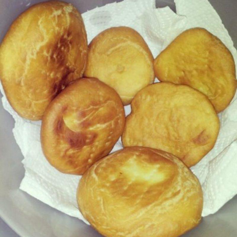 """En 2012, su dieta se volvió más estricta: desayunaba las tradicionales """"Johnny Cakes"""", que son bolas de masa hervidas hechas con harina, agua mantequilla y leche, una comida típica del Caribe. Foto:Vía instagram.com/explore/tags/johnnycakes"""