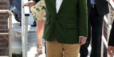 Fotos: Johnny Depp se vistió de