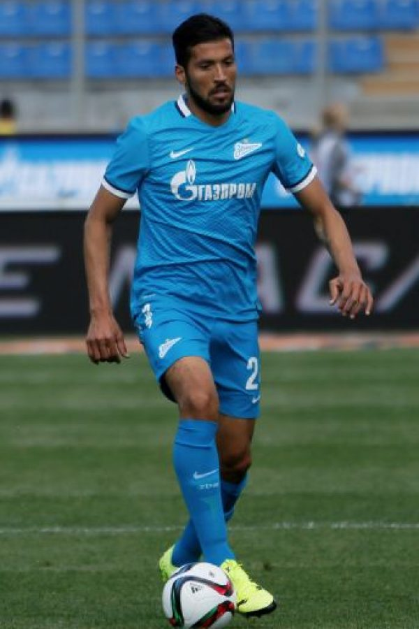 Ezequiel Garay (Zenit de San Petesburgo/Argentina) Foto: Getty Images