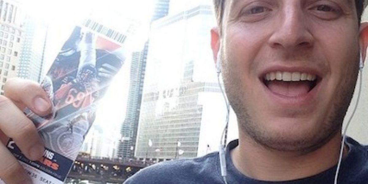 El fracaso de su despedida de soltero lo volvió estrella de las redes sociales
