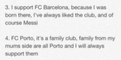 Hijo de Mourinho presume el regalo que todo hincha del Barcelona desea