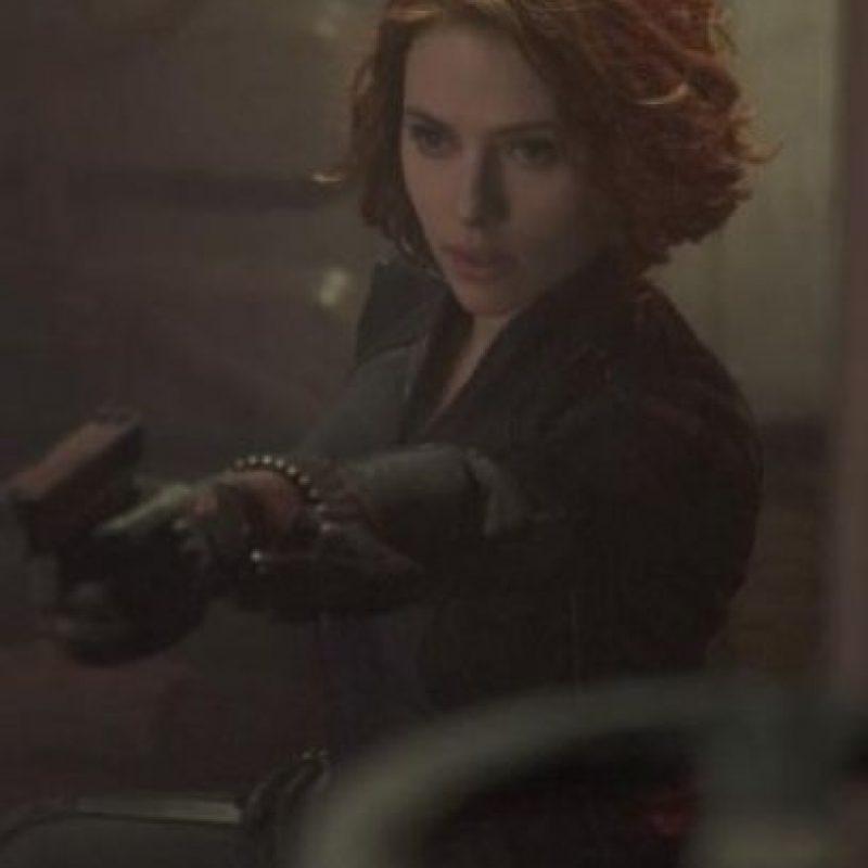 """Black Widow"" (Scarlett Johansson) Foto:Marvel"