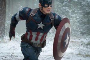 """""""Capitán América"""" (Chris Evans) Foto:Marvel"""