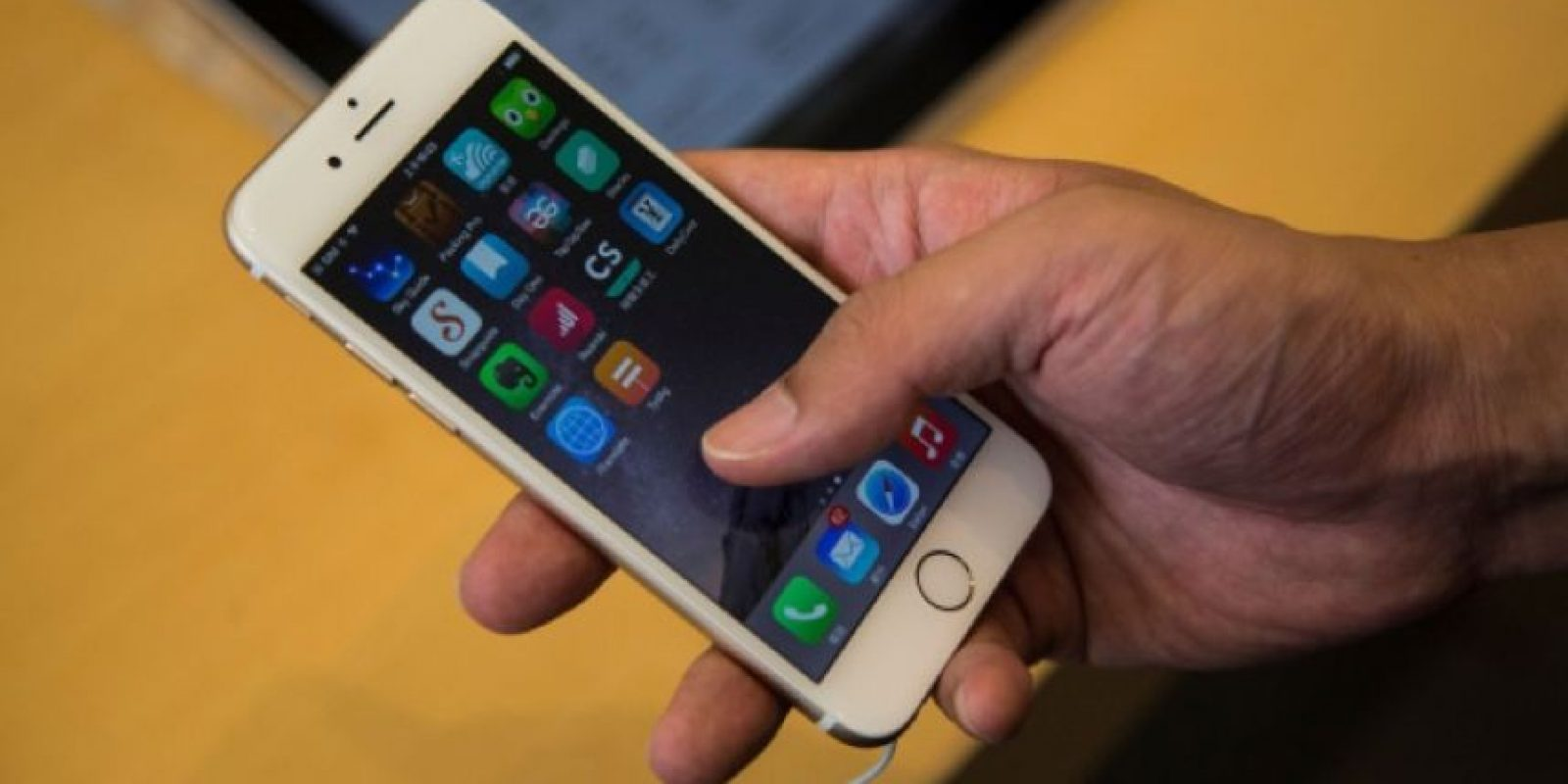 El iPhone muestra su resistencia. Foto: Getty Images