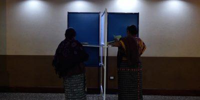 14 candidatos se registraron para la contienda presidencial. Foto:AFP