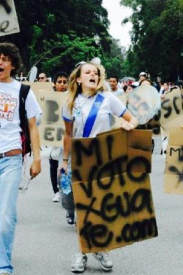 Se le conoce por sus conferencias e intervenciones de impacto mediático Foto:Facebook.com/GloriaAlvarez