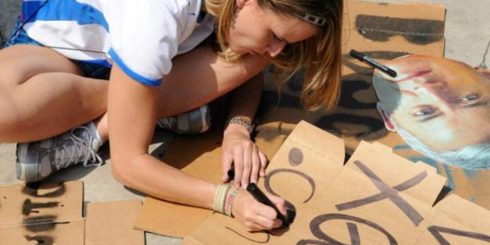 Realizó estudios de relaciones internacionales en la Universidad San Francisco Marroquín Foto:Facebook.com/GloriaAlvarez