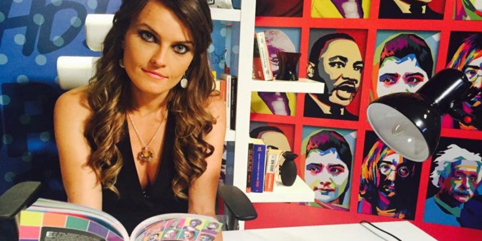 Es politóloga guatemalteca, de ascendencia cubana y húngara Foto:Facebook.com/GloriaAlvarez